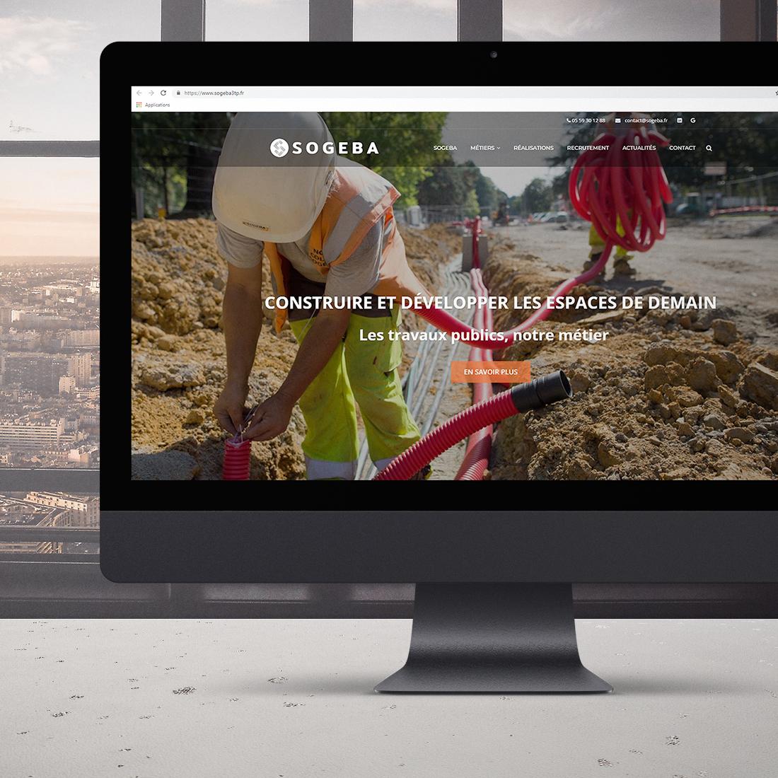 site web sogeba