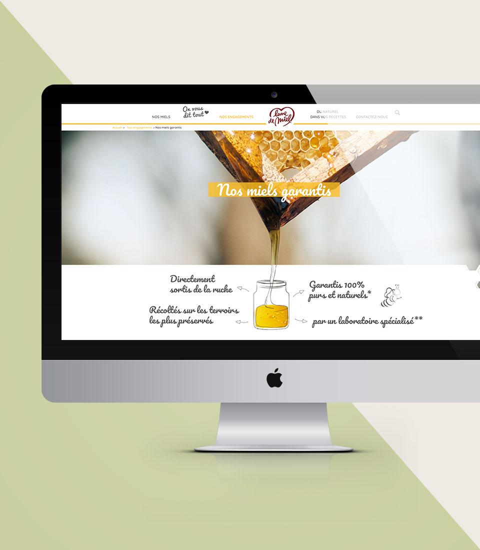 site internet lune de miel